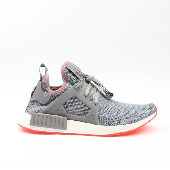 6d421caeaa0fc adidas Other - NEW Adidas NMD XR1 Originals Grey Solar Red Sz 12